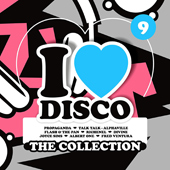 I LOVE DISCO THE COLLECTION Vol.9