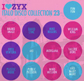 I LOVE ZYX ITALO DISCO COLLECTION 23