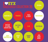 I LOVE ZYX ITALO DISCO COLLECTION 25