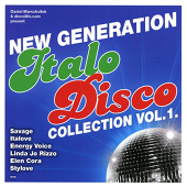 NEW GENERATION Italo Disco COLLECTION VOL.1.