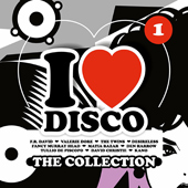 I LOVE DISCO THE COLLECTION Vol.1