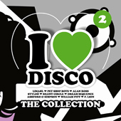 I LOVE DISCO THE COLLECTION Vol.2