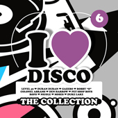 I LOVE DISCO THE COLLECTION Vol.6