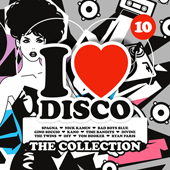 I LOVE DISCO THE COLLECTION Vol.10