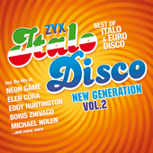 ZYX Italo Disco NEW GENERATION VOL.2