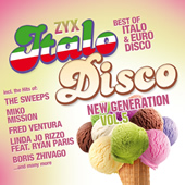 ZYX Italo Disco NEW GENERATION VOL. 5