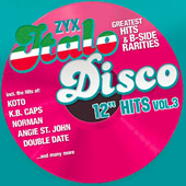 "ZYX Italo Disco 12"" HITS VOL.3"