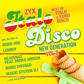 ZYX Italo Disco NEW GENERATION VOL. 8