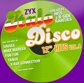 "ZYX Italo Disco 12"" HITS VOL.4"