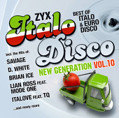 ZYX Italo Disco NEW GENERATION VOL. 10