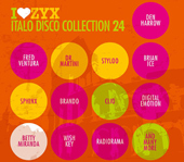 I LOVE ZYX ITALO DISCO COLLECTION 24