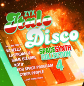 ZYX Italo Disco SPACESYNTH COLLECTION 4