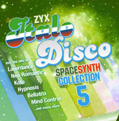 ZYX Italo Disco SPACESYNTH COLLECTION 5