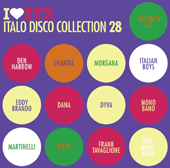I LOVE ZYX ITALO DISCO COLLECTION 28