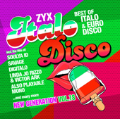 ZYX Italo Disco NEW GENERATION VOL. 18