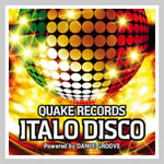 QUAKE RECORDS ITALO DISCO Powered by DANCE GROOVE